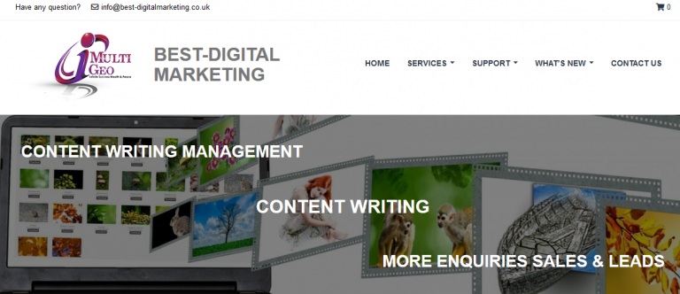 Best-Digital Marketing Content Marketing Services