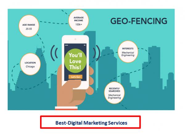 Best-Digital Marketing - Geo-Fencing