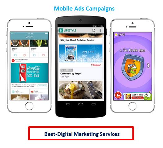 Best-Digital Marketing - Mobile Ads Campaign