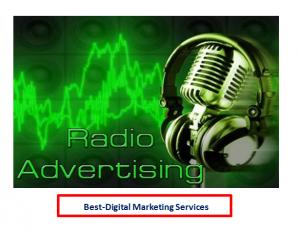 Best-Digital Marketing - Radio Advertising