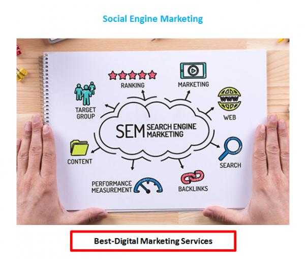 Best-Digital Marketing - Sicail Engine Marketing - SEM