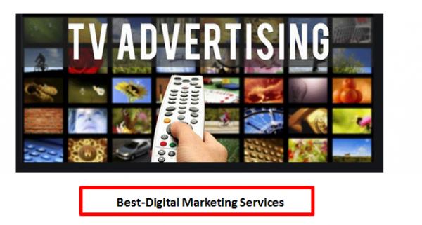 Best-Digital Marketing - TV Advertising
