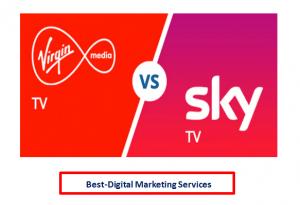 Best-Digital Marketing - Virgin & Sky