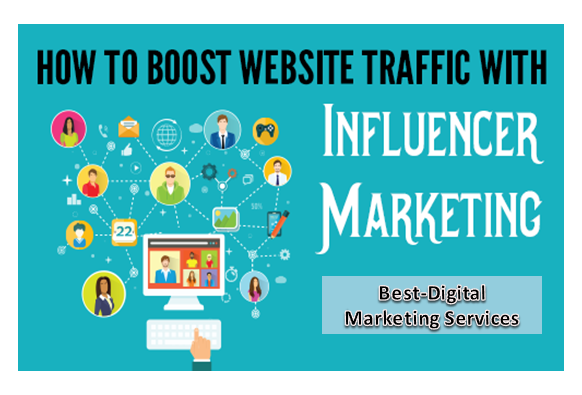 Boost Website Traffic With Influencer Marketing