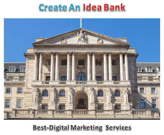 Create An Idea Bank