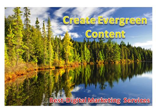 Create Evergreen Content