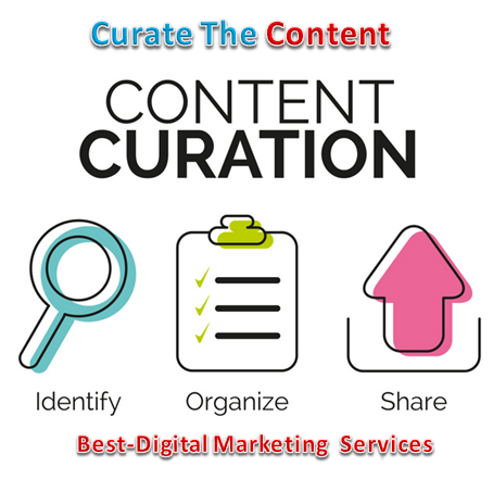Curate The Content