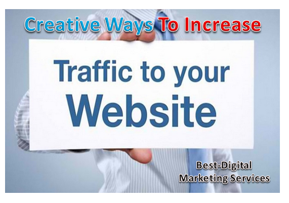 Drive Traffic to your websiteDrive Traffic to your website