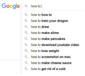 Google - How To's