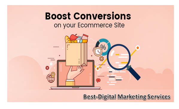 Increase Conversion Rate on E-Commerce Website