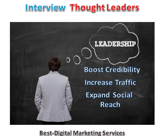 Interview Thought Leaders