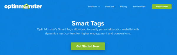 Optin Monster Smart Tags