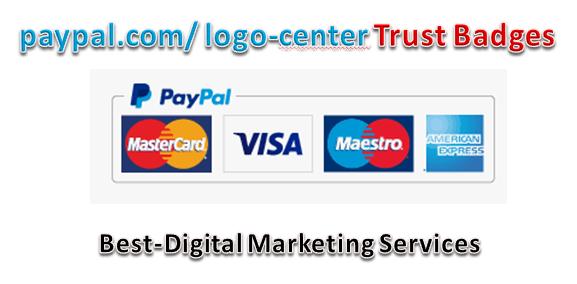 Paypal Trust Badges