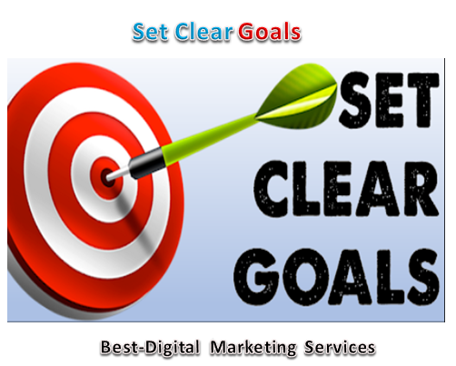 Set Clear Goals