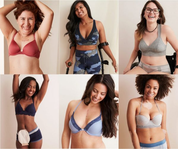 Aerie's #AerieREAL campaign