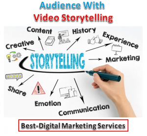 Audience with Video Storytelling