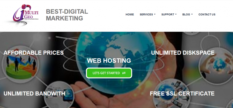 Best-Digital Marketing - Web Hosting