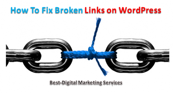 How to Fix Broken Links on WordPress Website