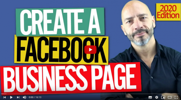 Set Up A Facebook Business Page