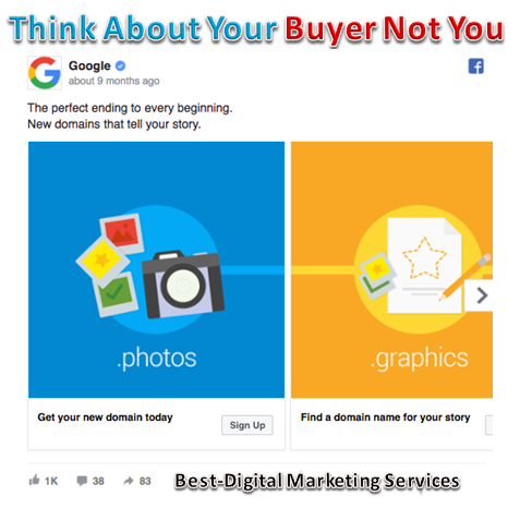Think About Your Buyers