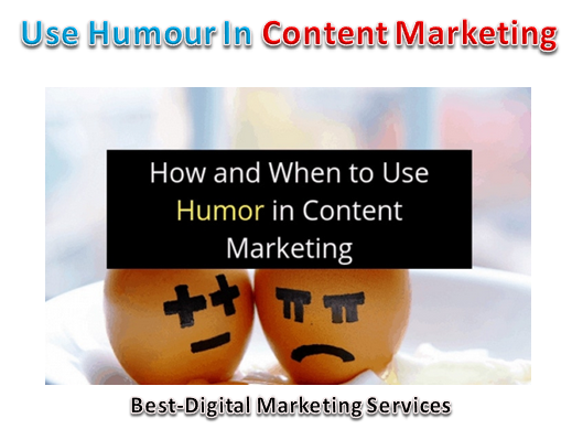Use Humour In Content Marketing