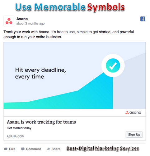 Use Memorable Symbols