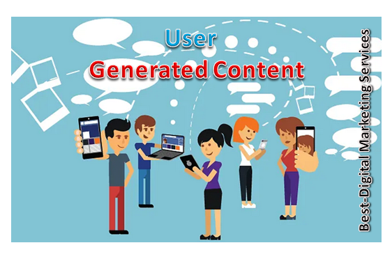 User Generated Content -UGC