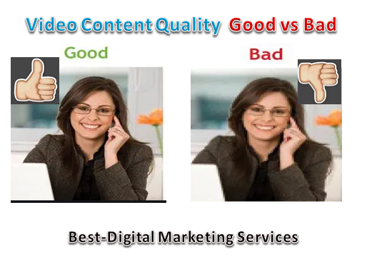 video content quality