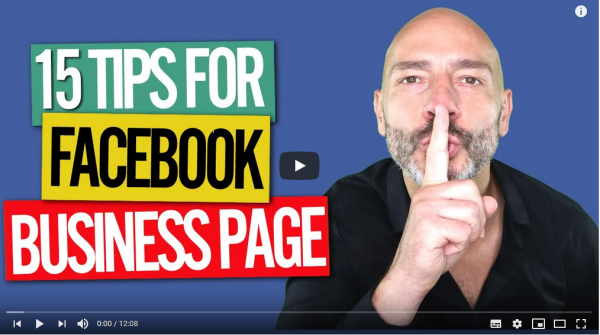 15 Tips How To Optimise Facebook Business Page