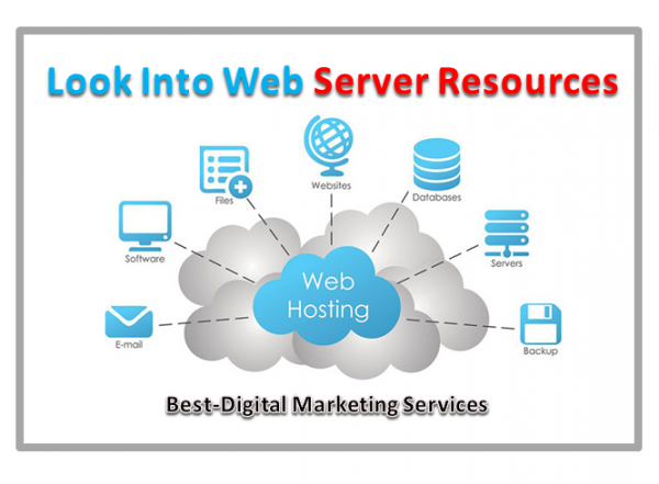 Look Into Web Server Resources