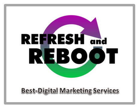Refresh or Reboot