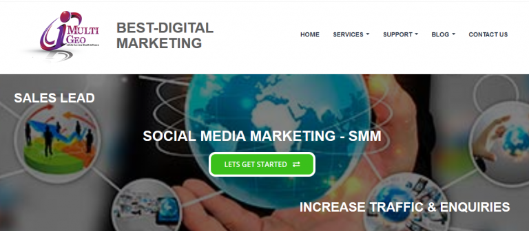 Social Media Marketing -SMM - Best-Digital Marketing Services