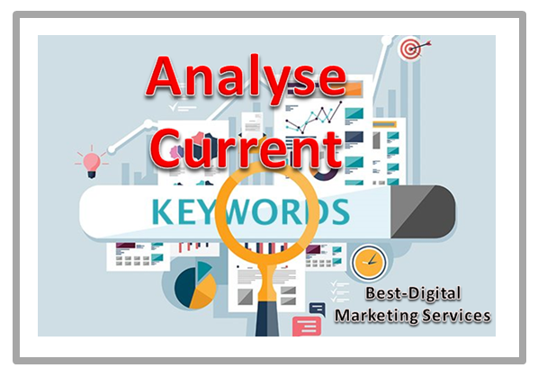 Analyse Current Keywords
