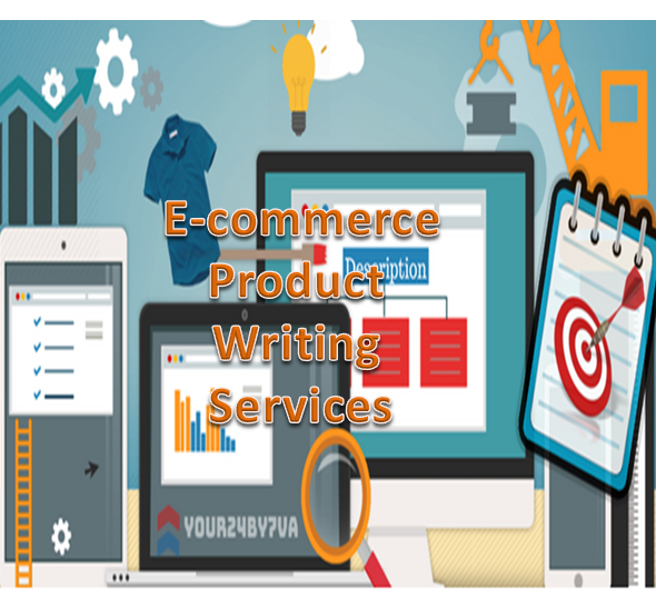 E-Commerce Product Writing Services