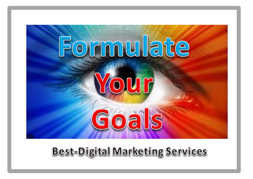 Formulate Your Goals