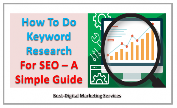 How to Do Keyword Research for SEO - A Simple Guide