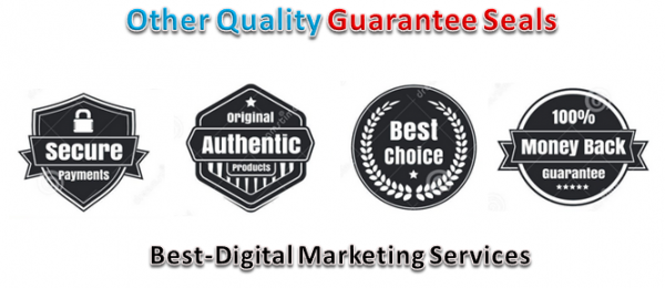 Other Quality Guarantee Seals