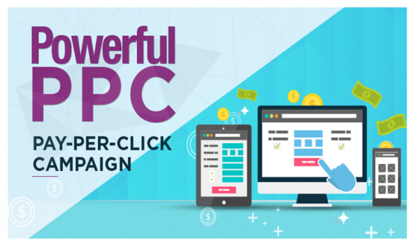 Pay Per Click - PPC- Paid Search Advertising Campaign