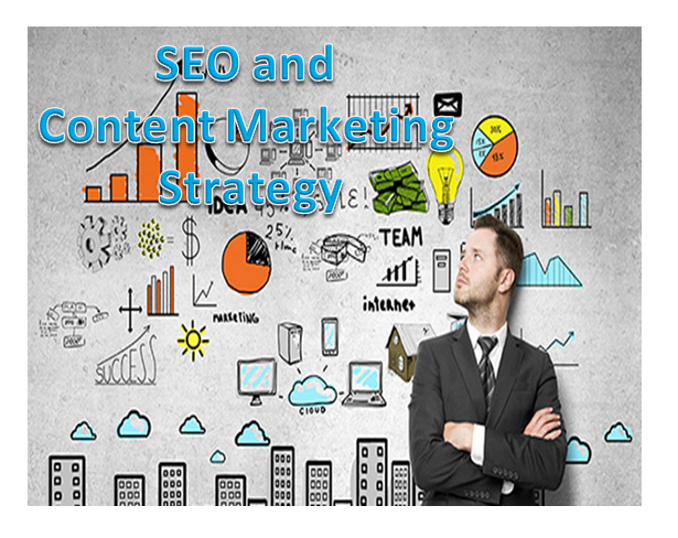 SEO and Content Marketing Strategy