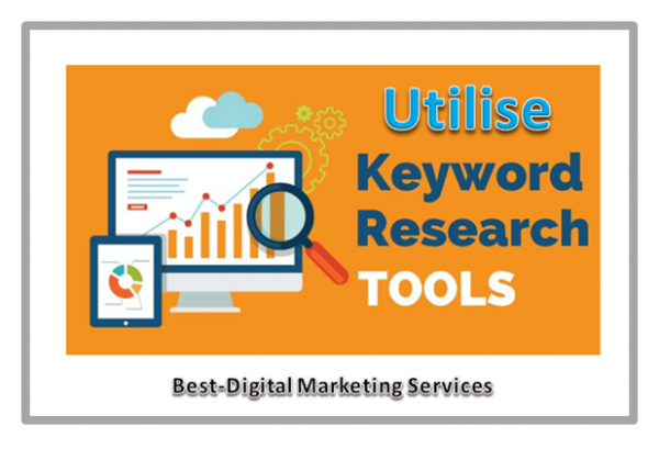 Use Keyword Research Tools