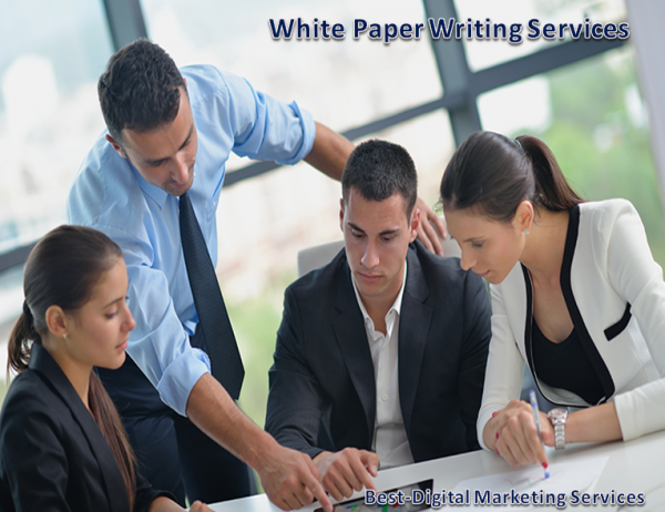 White Paper Writing Services