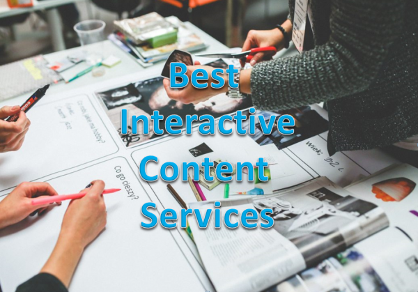 Best Interactive Content Services