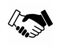 customer audience - handshake