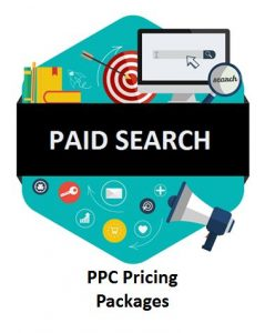 ppc pricing packages