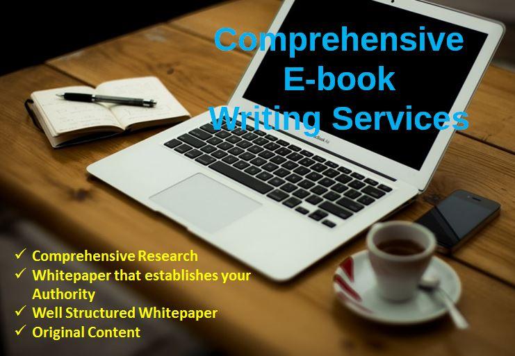 e-book-writing-services