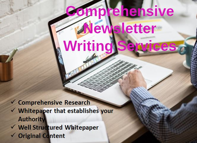 newsletter-writing-services