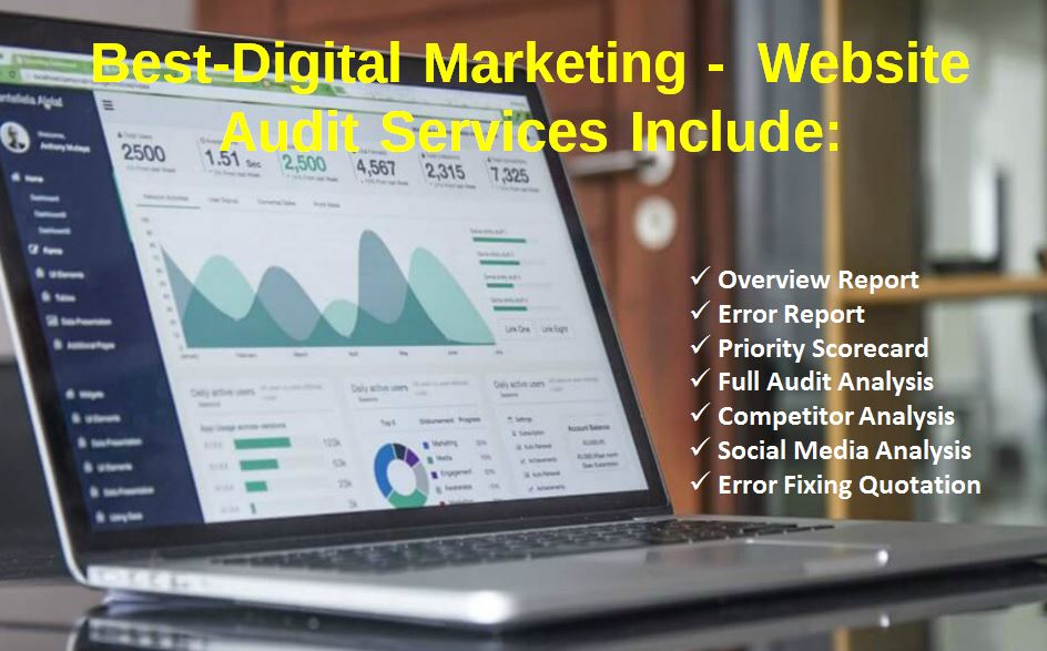 website-audit-services-include