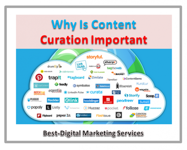 why is content curation important