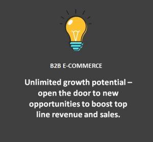 Benefits of B2B E-Commerce 1