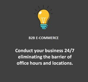 Benefits of B2B E-Commerce 2
